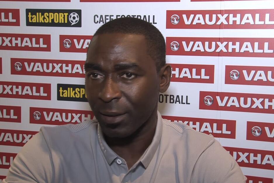 安迪-科尔:这支利物浦很不一样,他们的确可能夺冠