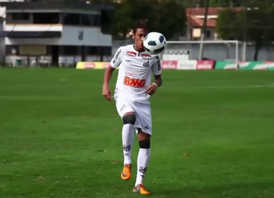 内马尔:等我以后重回巴西,一定还会选择桑托斯
