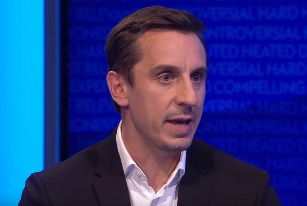 内维尔:利物浦是一支出色的球队,看他们踢球让我很痛苦