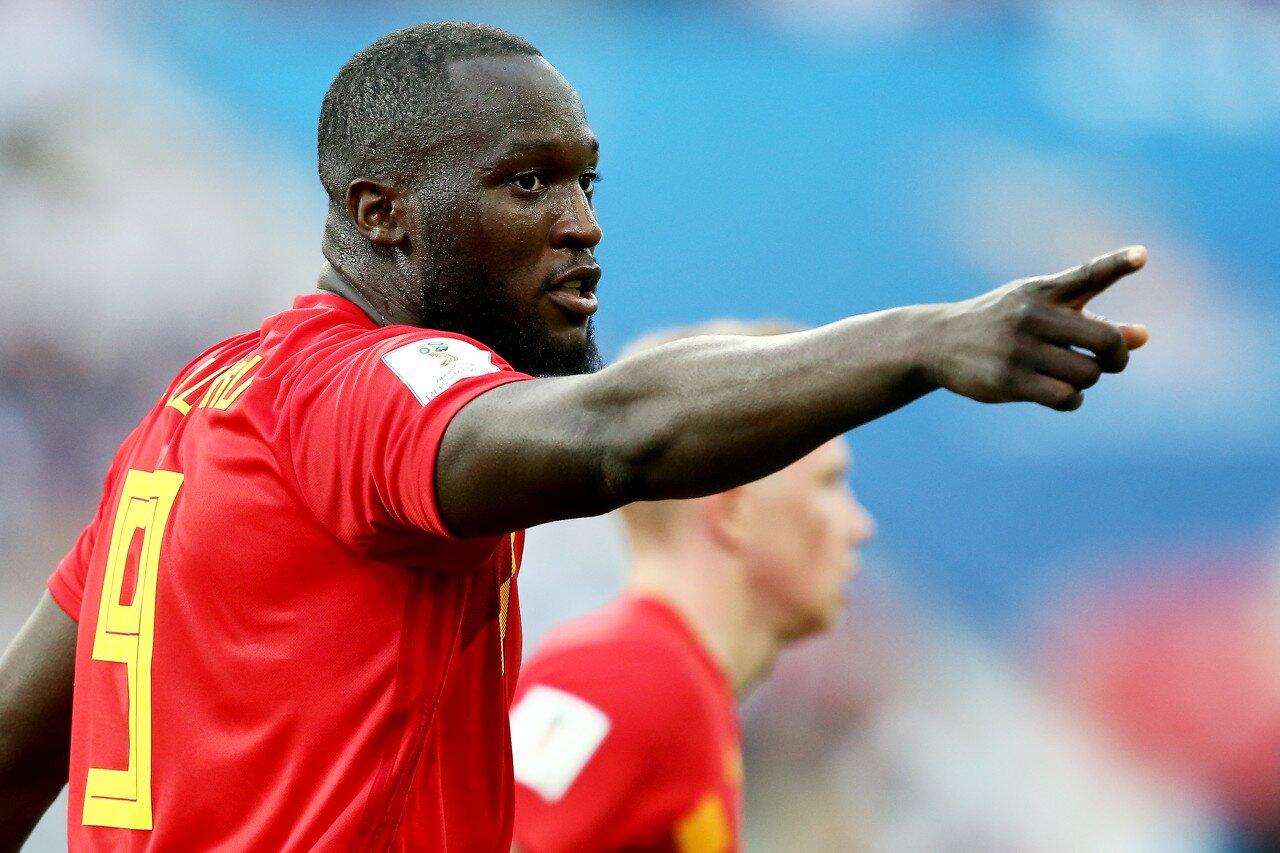 卢卡库:比利时是反击最犀利的球队之一 不痴迷于个人进球纪录
