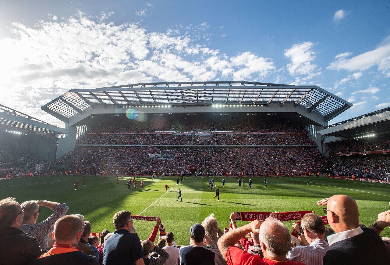 回声报:利物浦估值超10亿镑世界第六,财务状况空前良好