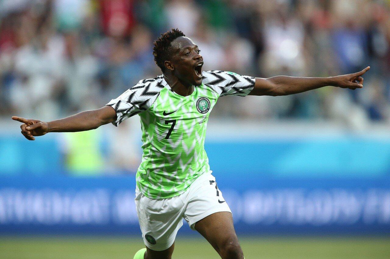 外媒:申花接近签约尼日利亚国脚穆萨 此前曾效力莱斯特城