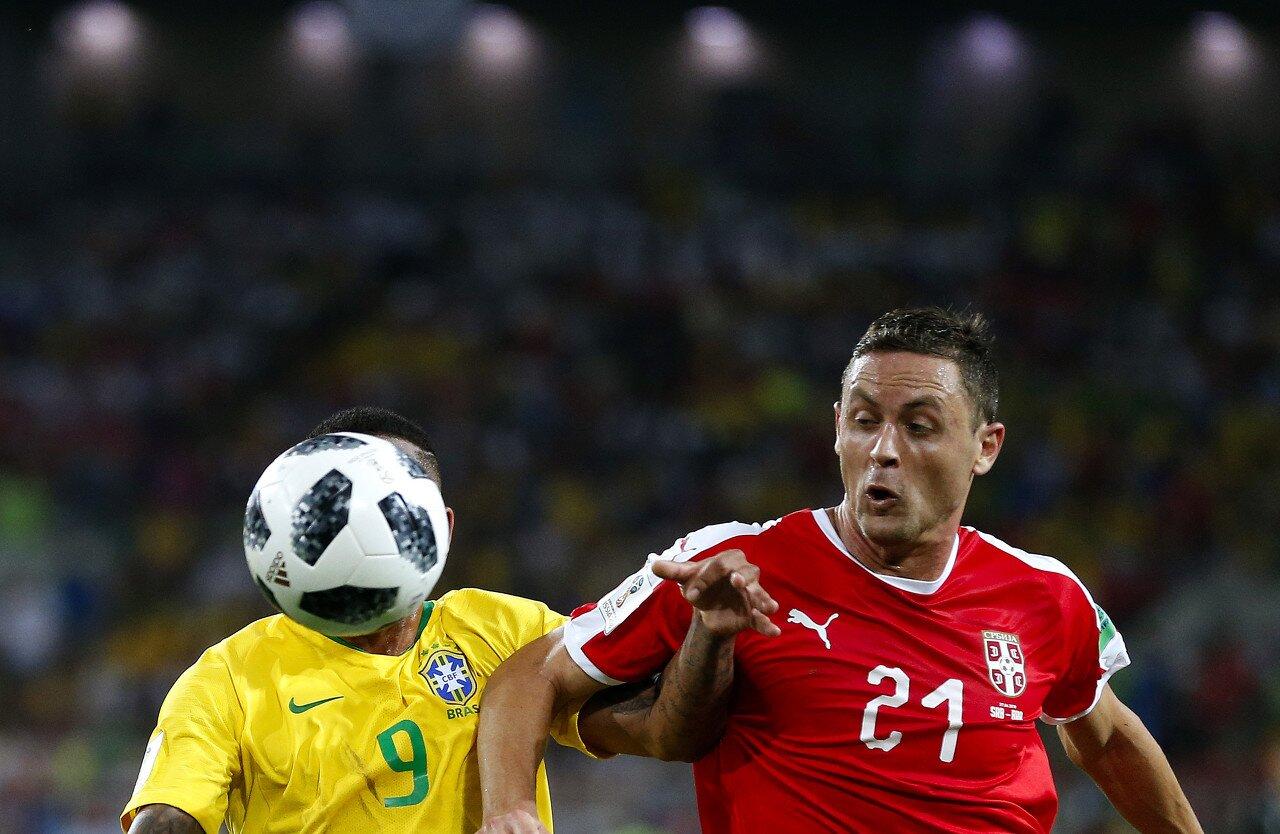 马蒂奇:葡萄牙能成为世界最佳 塞尔维亚必须为晋级战斗到底