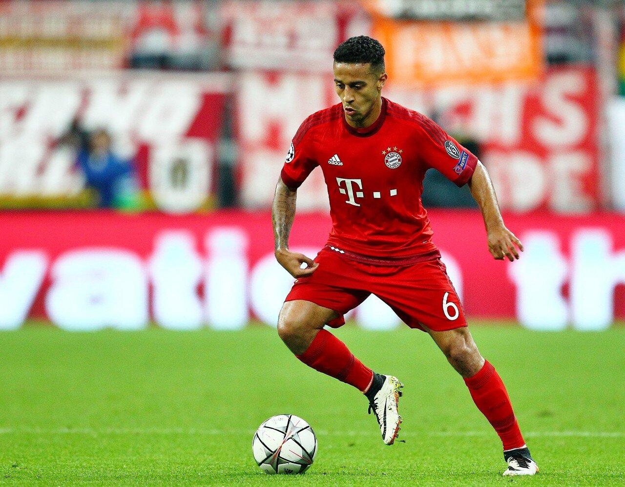 蒂亚戈:不怕在球场上犯错 我很喜欢德国的生活