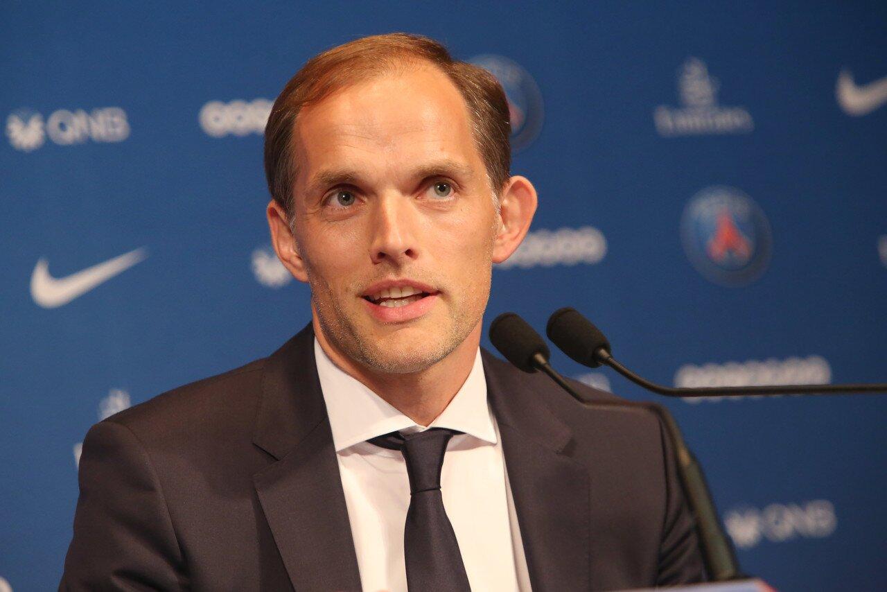 图赫尔:巴黎不会在法甲中为欧冠留力 维拉蒂可能先发