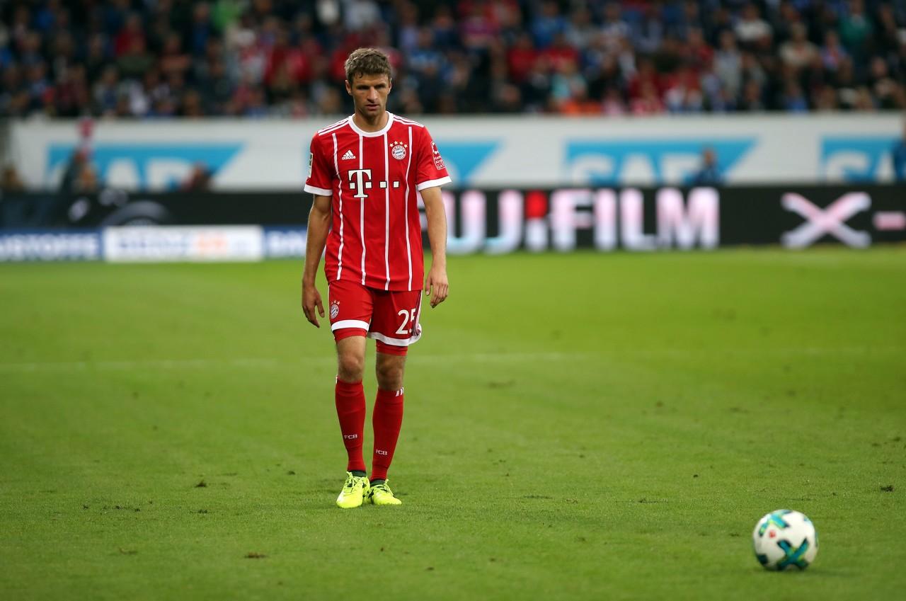 基米希:穆勒是拜仁的标志性人物,很难想象球队没有他