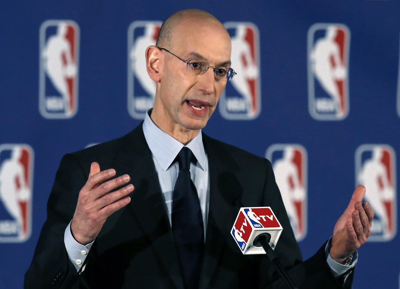 环球时报:NBA所有中资合作伙伴都已中止和NBA合作
