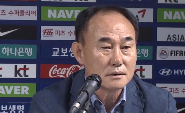 北青:韩国并没有显现应有自信 赛前要求和中国队互换训练场