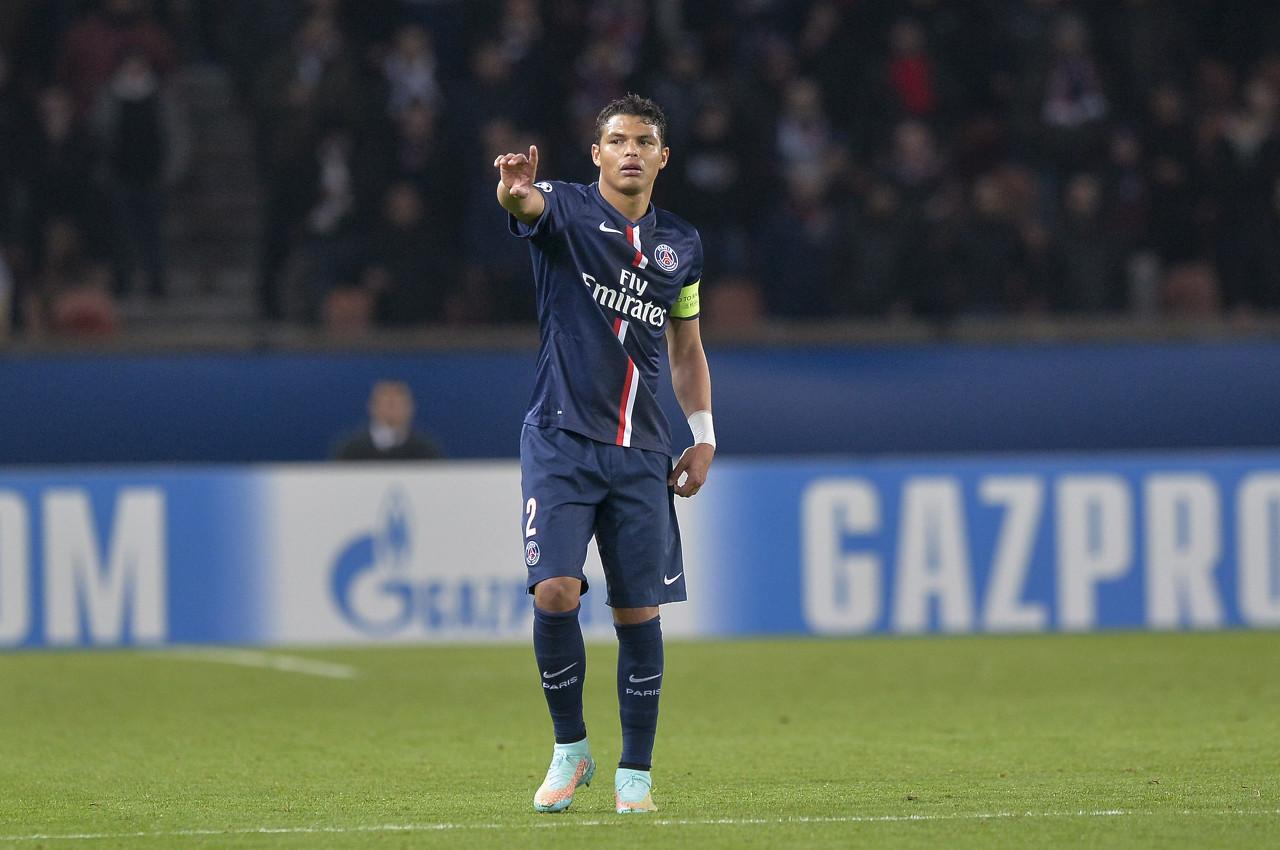 Whoscored评法甲十年最佳球员:蒂亚戈-席尔瓦成功当选