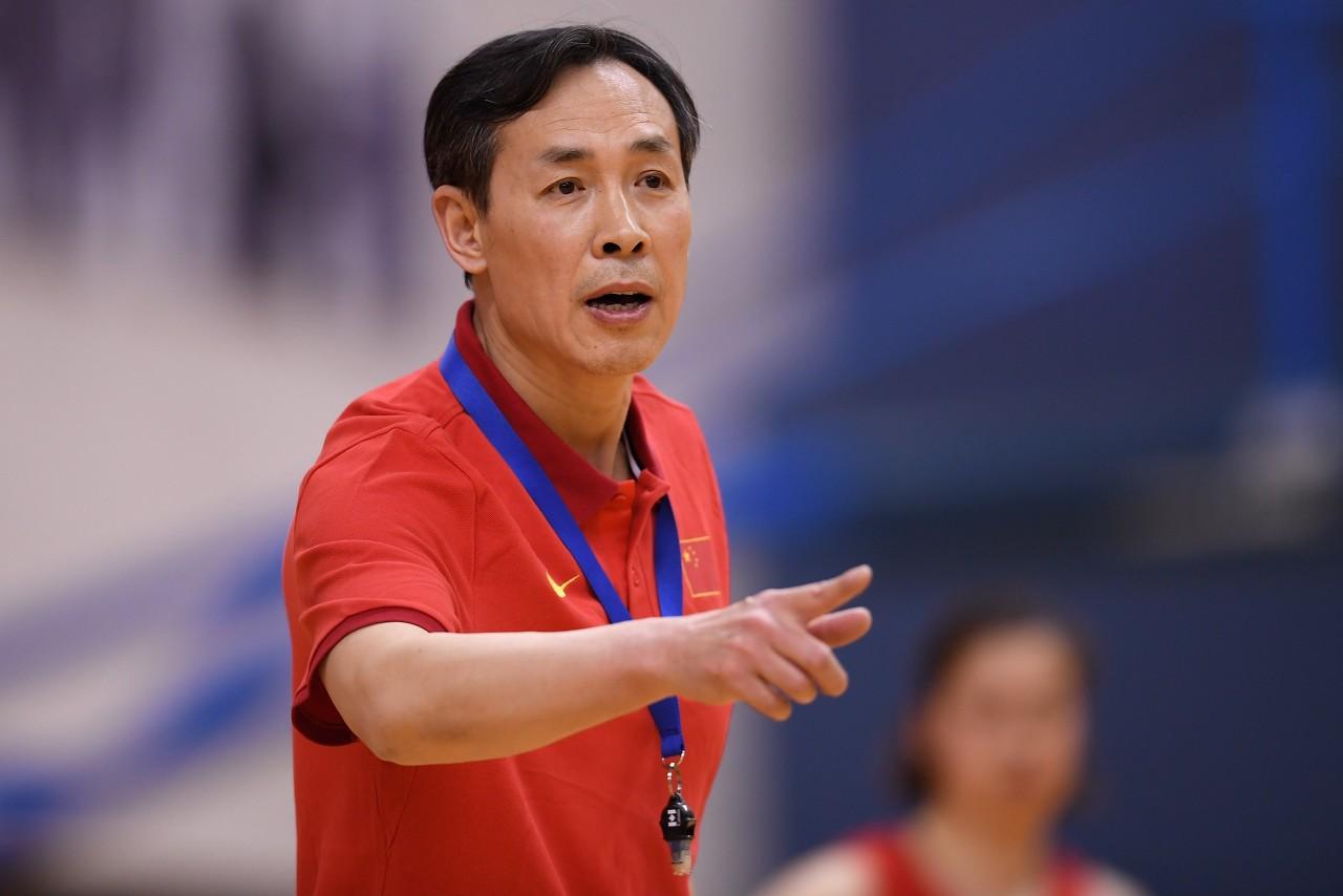 许利民:女篮的奥运目标是挺进前八