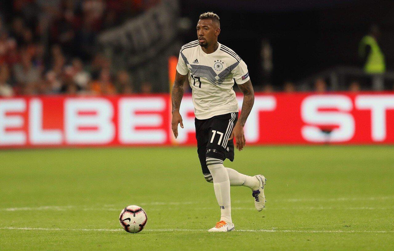 博阿滕:若德国队需要我,我总是做好了出场准备