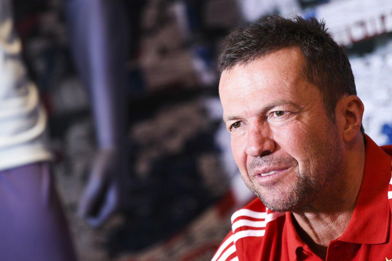 马特乌斯:拜仁仍是冠军热门,多特药厂莱比锡将能争冠