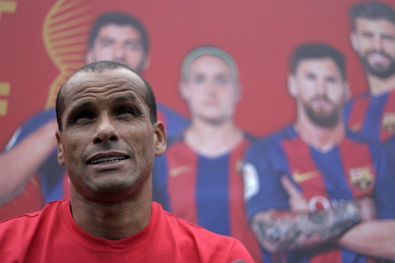 亚博:里瓦尔多-佩普不喜好分开家人,他该回到西班牙执教