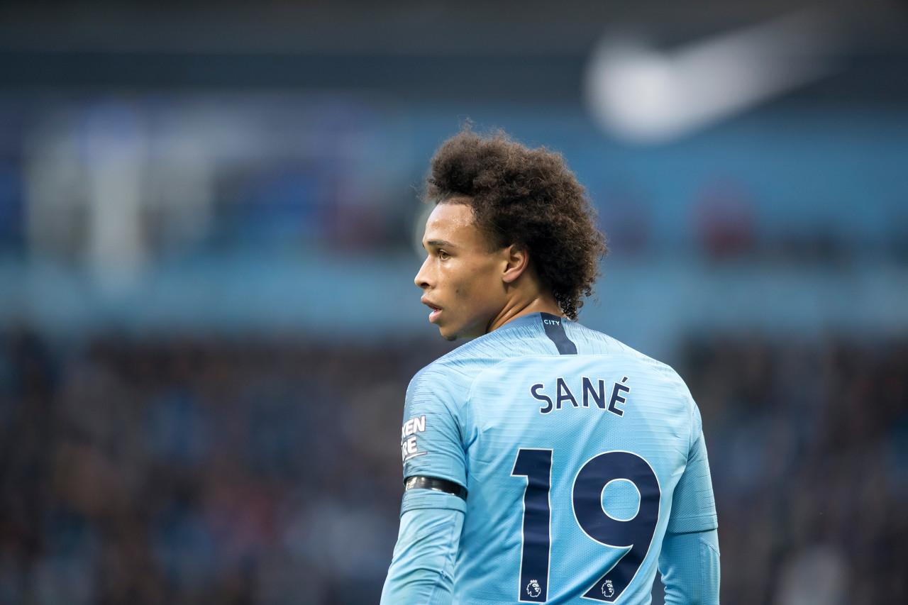 萨内是天才球员,遗憾他比来并没有良多进场时候