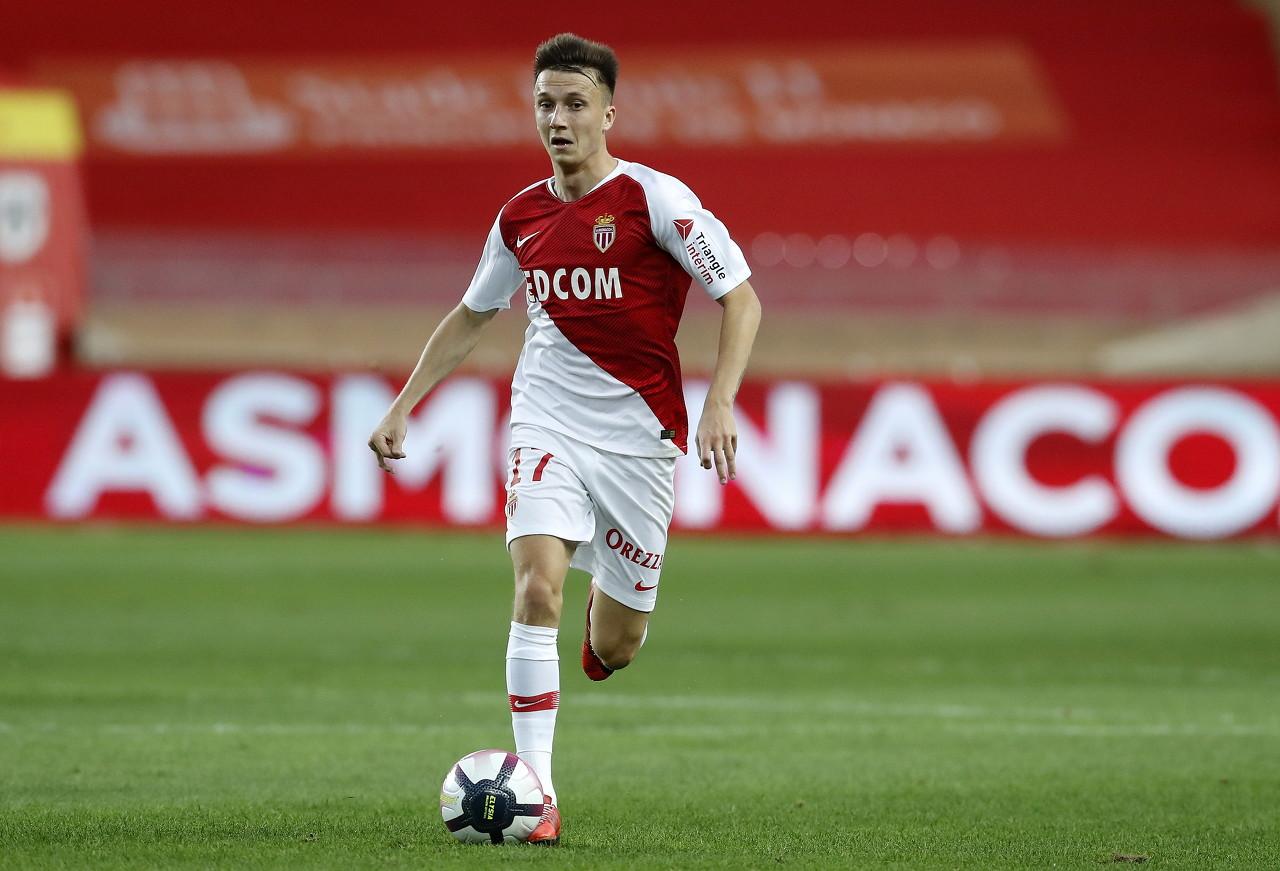 戈洛温两球,摩纳哥终于迎来联赛首胜暂离降级区