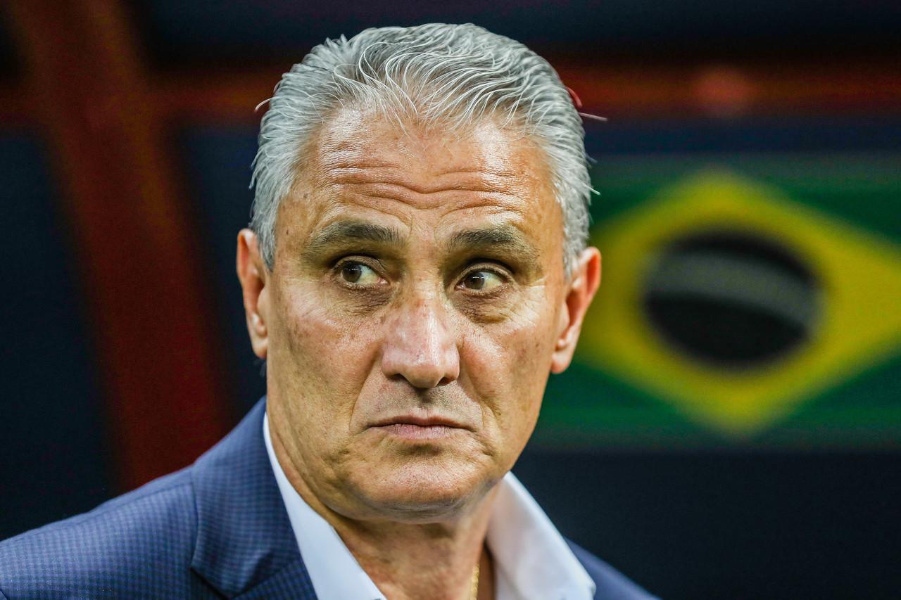蒂特:理解球迷嘘声 巴西还能继续提高