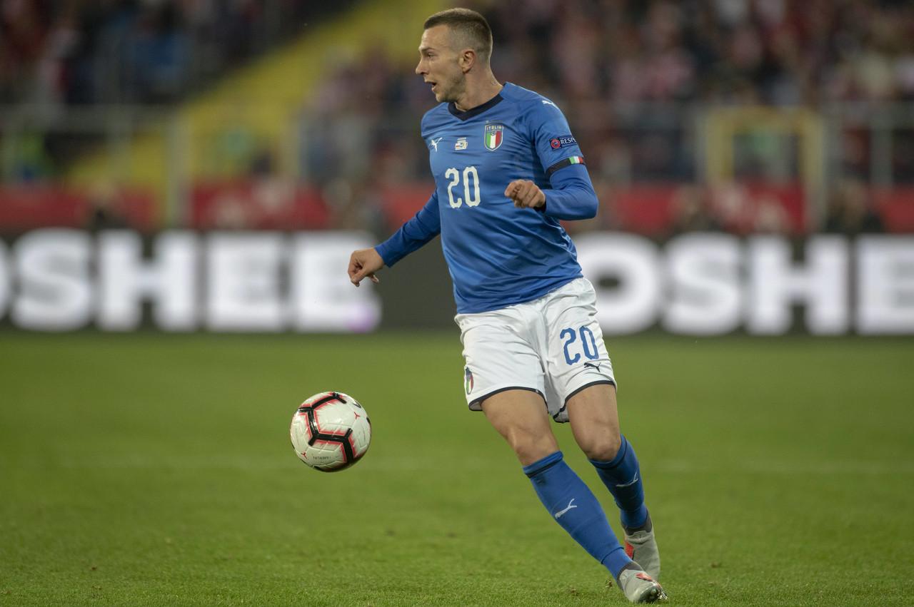 贝纳德斯基:这是一支强劲的意大利 下半场我们踢得更好
