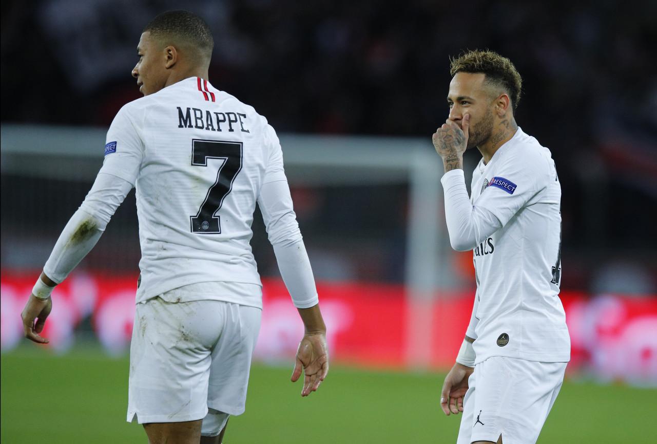 队报:交易内马尔,巴黎要巴萨至少付1亿欧加球员