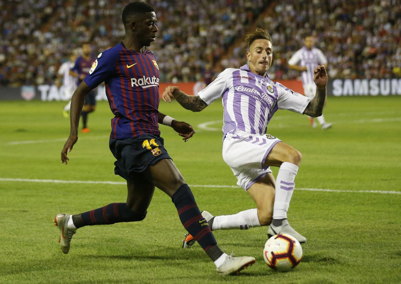 阿斯:西班牙人接近签下巴拉多利德年轻中卫卡莱罗