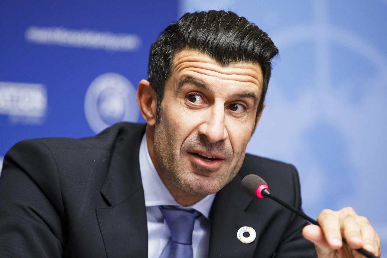 菲戈:我认为国家德比不会延期 足球无关政治