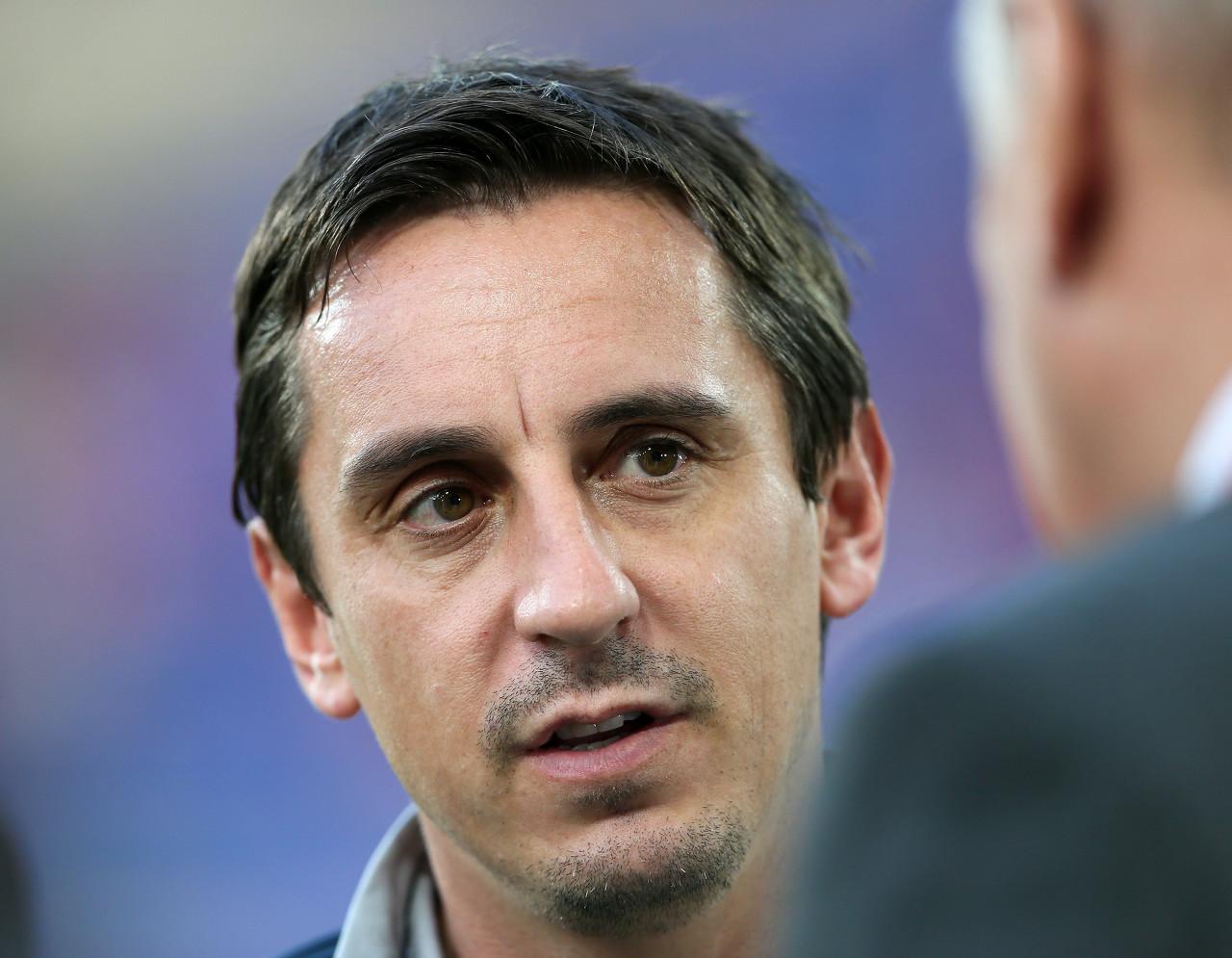内维尔:利物浦双红会表现非最佳,若未赢热刺他们将受质疑