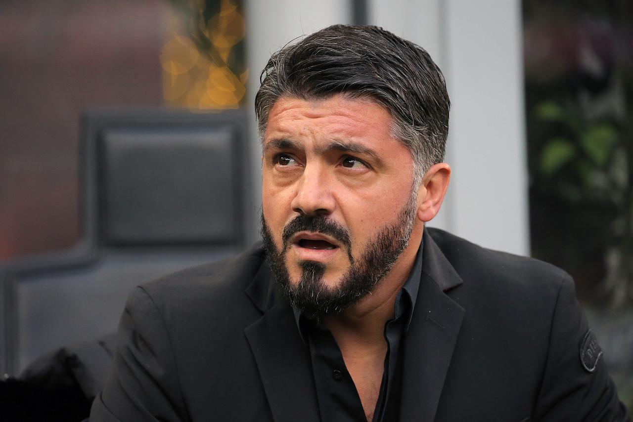 加图索:我要为奥斯皮纳的失误负责 个人目标是留在那不勒斯