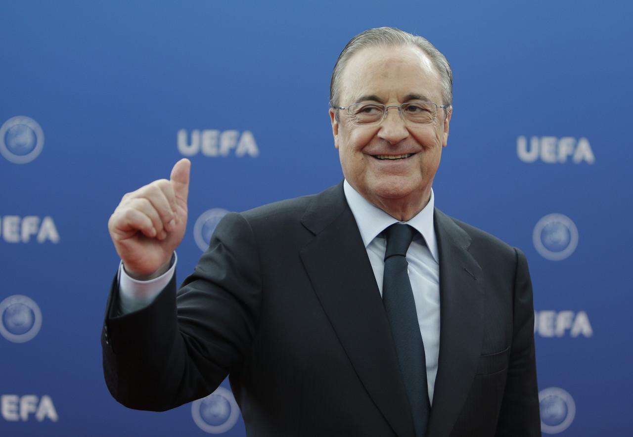 阿斯报:弗洛伦蒂诺将在现场观看西班牙超级杯决赛