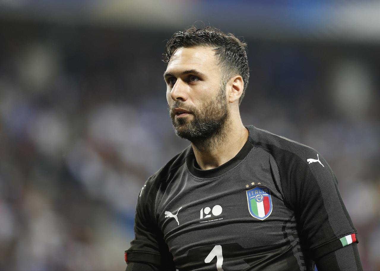 西里古:意大利有很多优秀门将,这也激励多纳鲁马变得更强