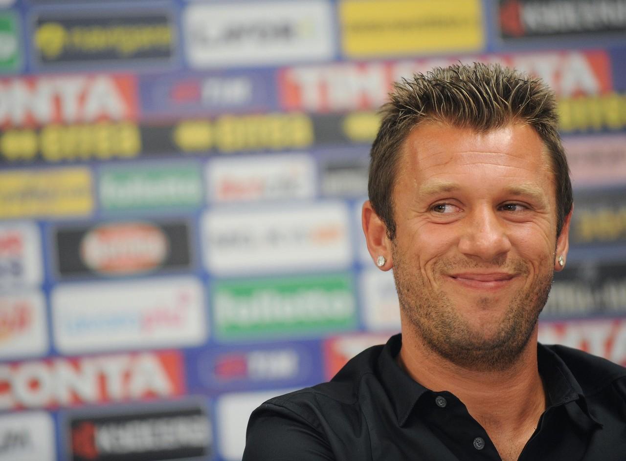 卡萨诺:希望托蒂成为罗马主席 德罗西更像一个教练