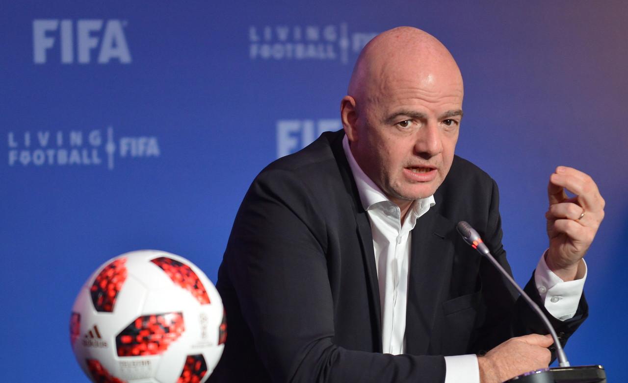 纽约时报:国际足联计划让中国承办2021年世俱杯