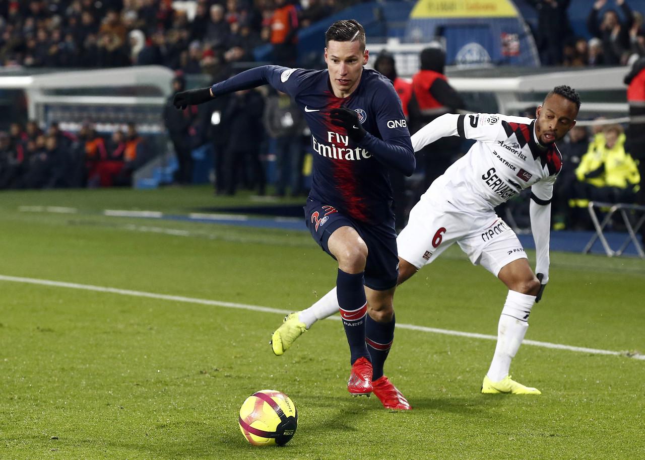 德拉克斯勒:新赛季巴黎球迷会看到最好的我