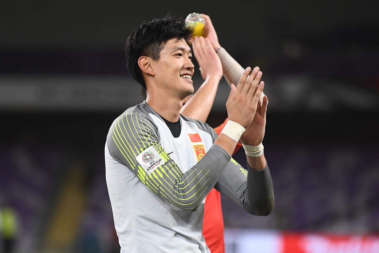 颜骏凌:上港国安实力不分伯仲,第一次参赛也希望捧杯