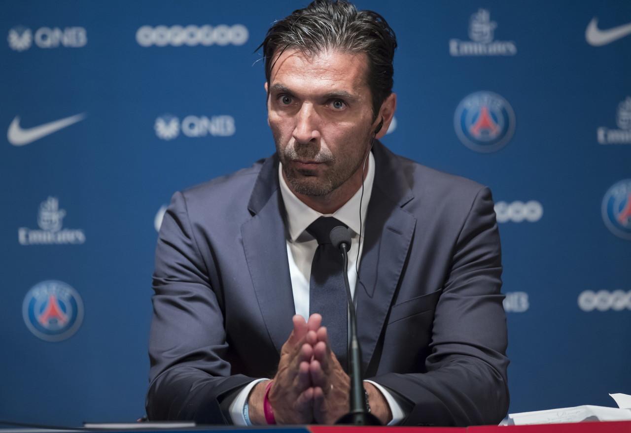 亚博:布冯-巴黎供给了续约合同 法甲与意甲程度相当