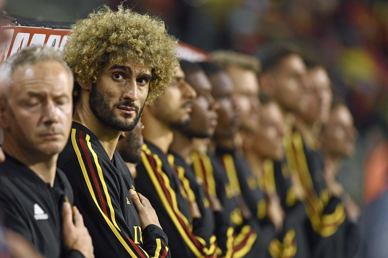 费莱尼:我想继续代表比利时国家队出战