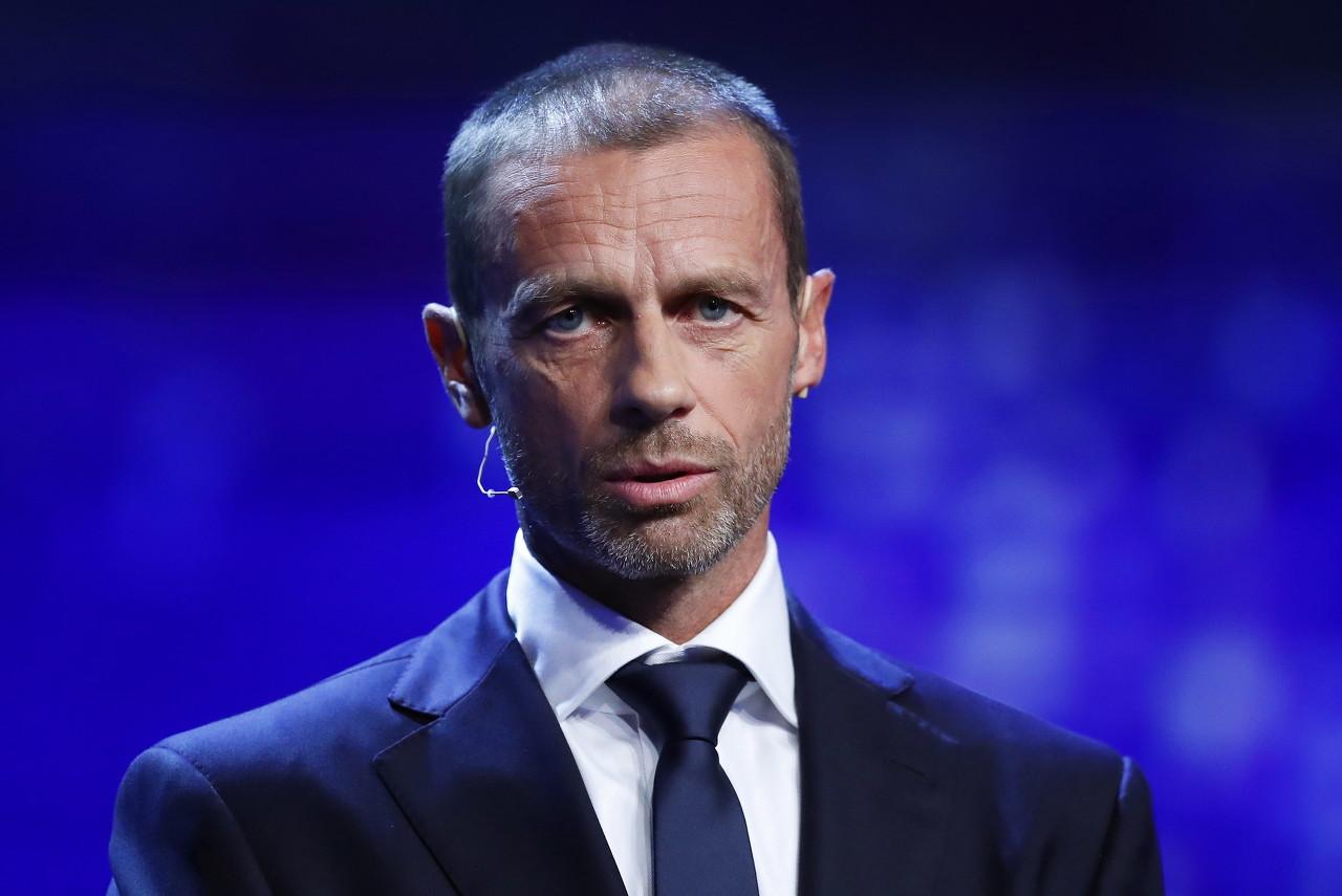 欧足联主席:超级联赛计划太疯狂太自我,不可能成功