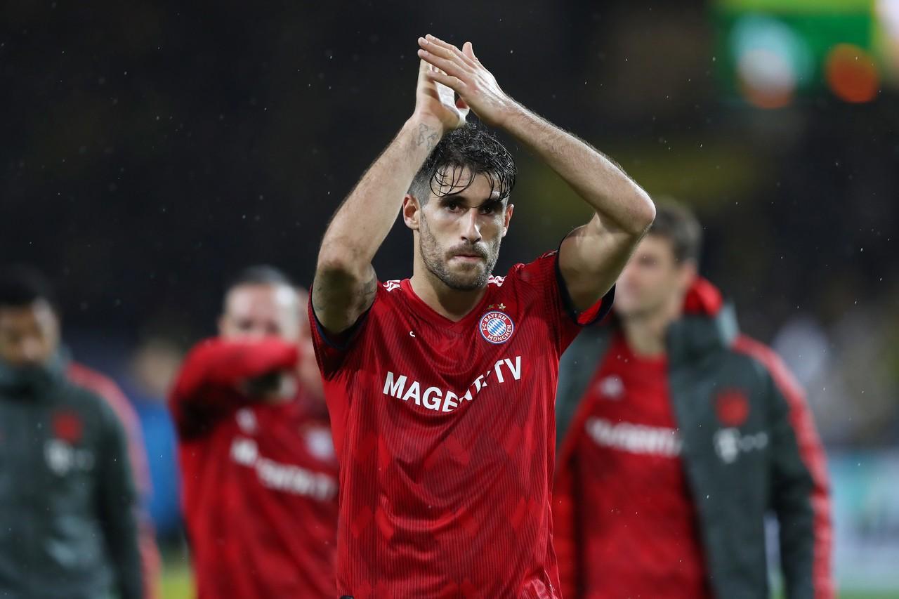 马卡:毕尔巴鄂希望在冬窗签回拜仁中场哈维-马丁内斯
