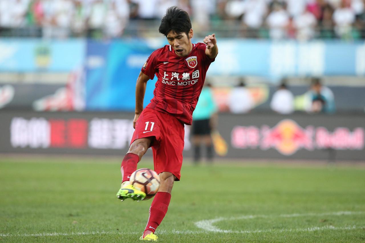 【蜗牛电竞】热身赛-吕文君破门,上海海港1-0战胜长春亚泰