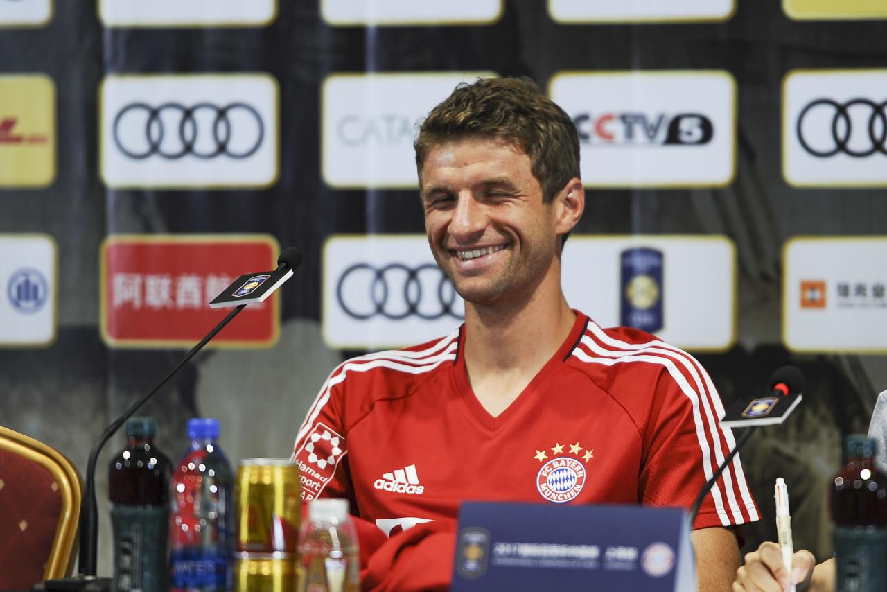 拜仁开赛前莱比锡已输球,穆勒:这会激励我们