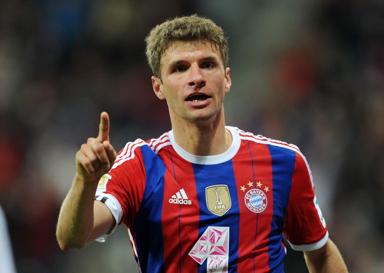 德天空:拜仁不会在冬窗放穆勒离队,他被视为拜仁的领袖