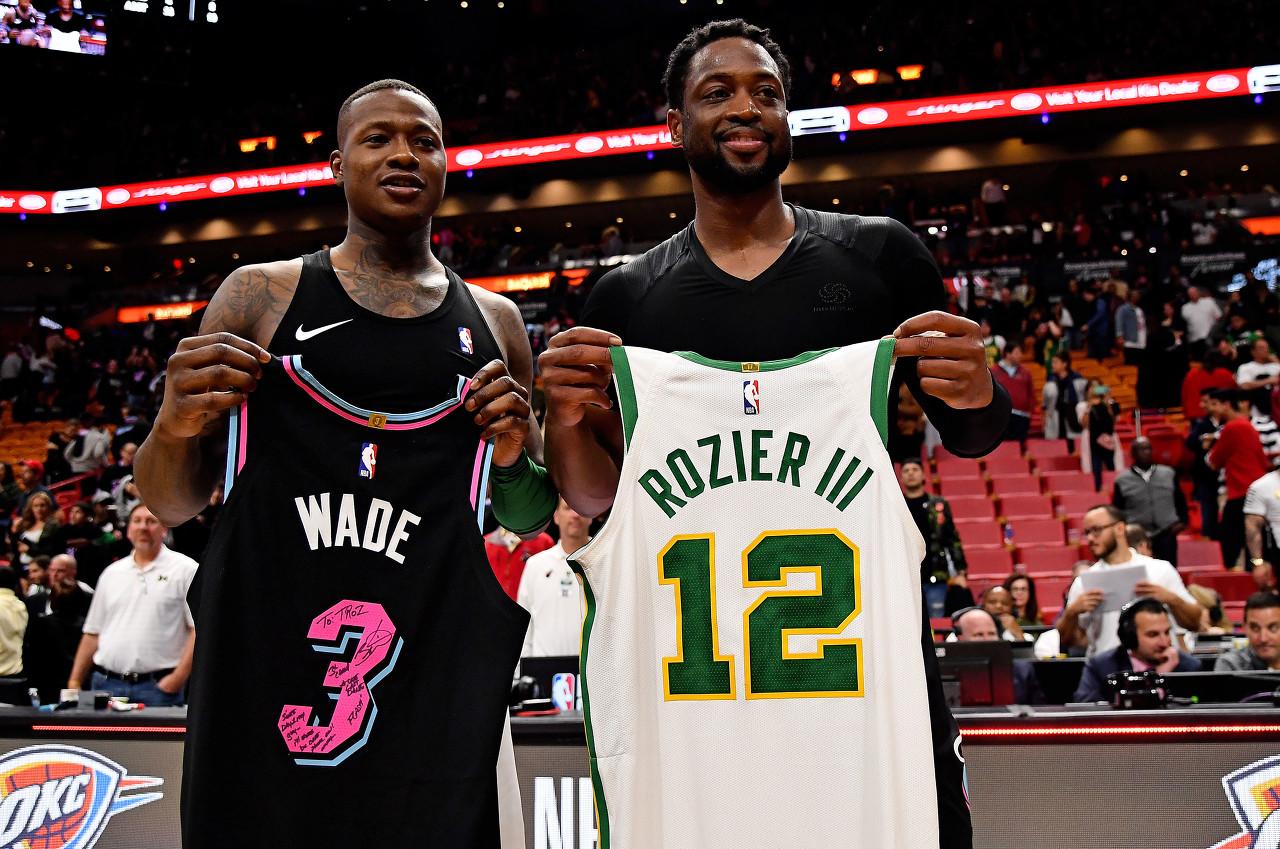 【揭秘】NBA交换球衣风潮:来自于偶像或竞争对手的认可与尊重