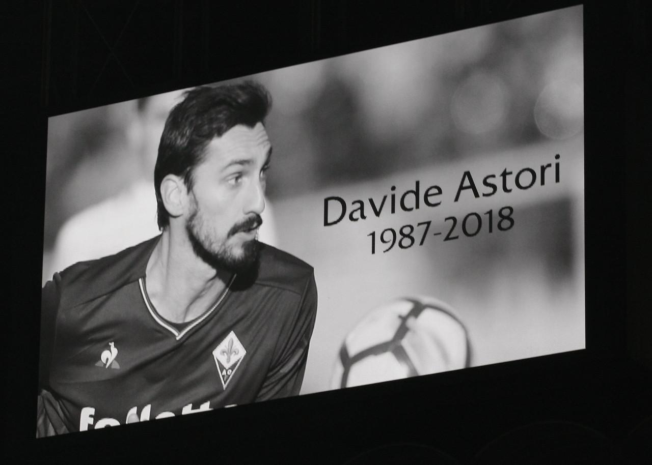 佛罗伦萨官方:新赛季将继续使用纪念阿斯托里的队长袖标