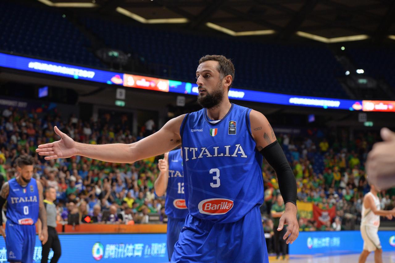 意大利公布世界杯19人名单:贝里内利 加里纳利领衔