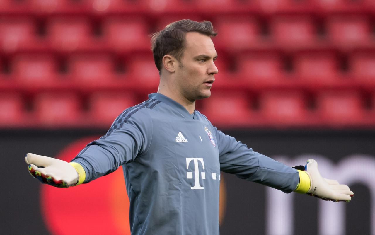 诺伊尔:如果一切顺利,我会在德国杯决赛复出