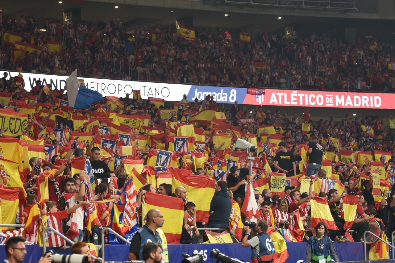 马竞CEO:考虑到西班牙疫情,万达大都会将不举办本季欧冠比赛