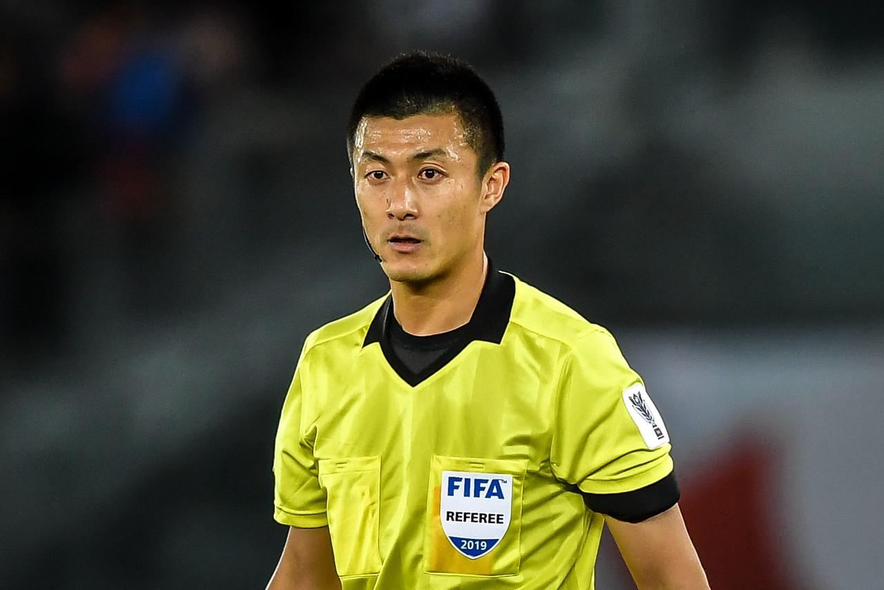 U23亚洲杯淘汰赛即将开战,傅明将执法阿联酋对乌兹别克斯坦