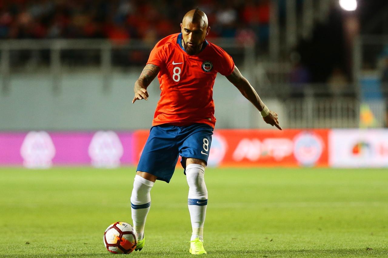 智利新一期国家队大名单:比达尔领衔,桑切斯伤缺