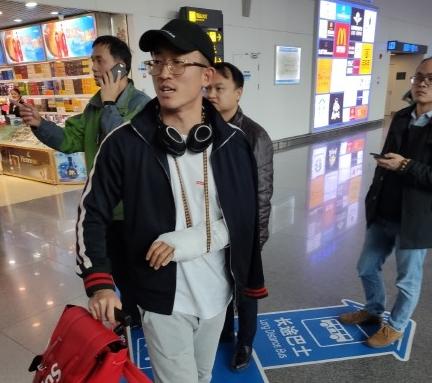 北青:姜至鹏接受国足队医检查后将离队 会有新人顶替位置