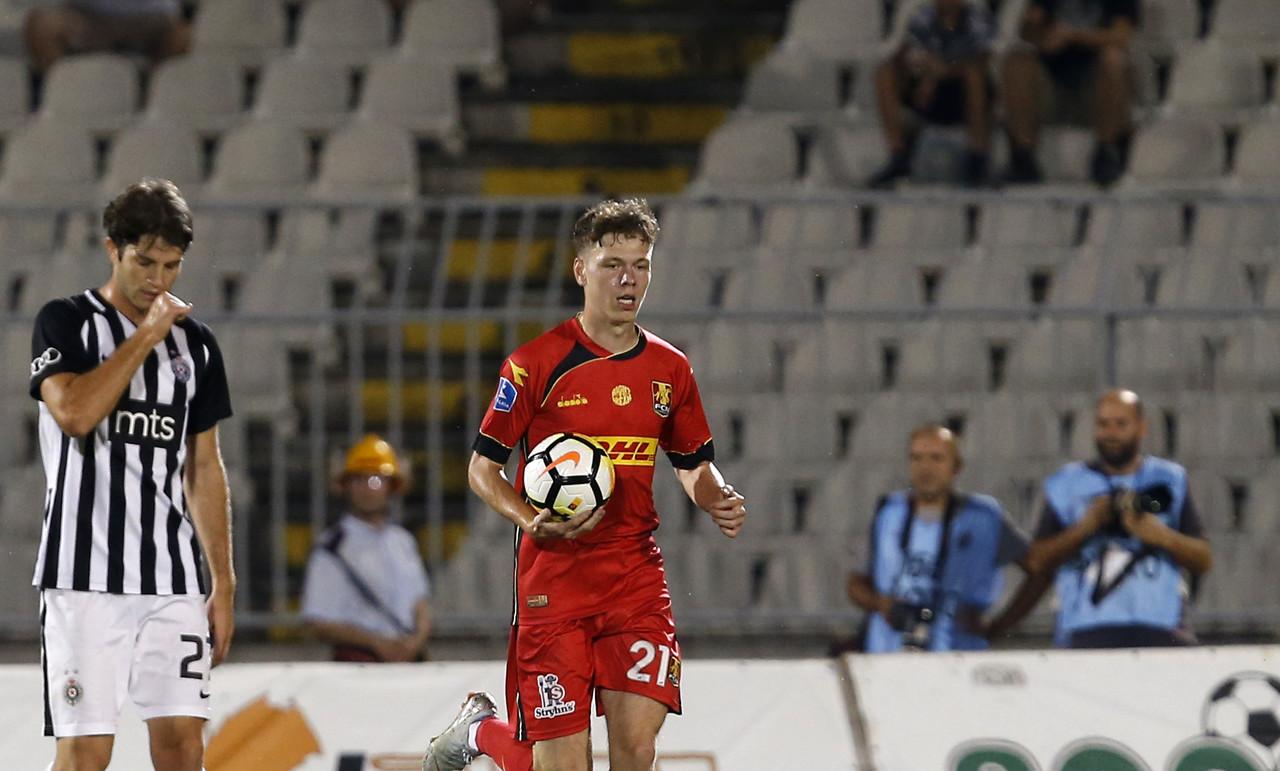 镜报:热刺有意丹麦19岁边锋奥尔森