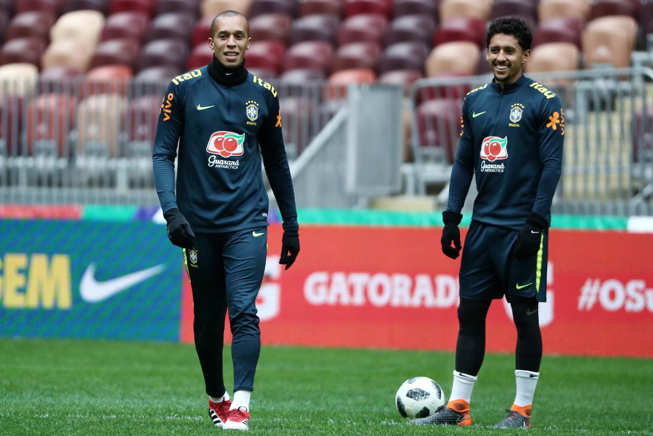 米兰达:正在国米适应替补角色 巴西有能力赢美洲杯