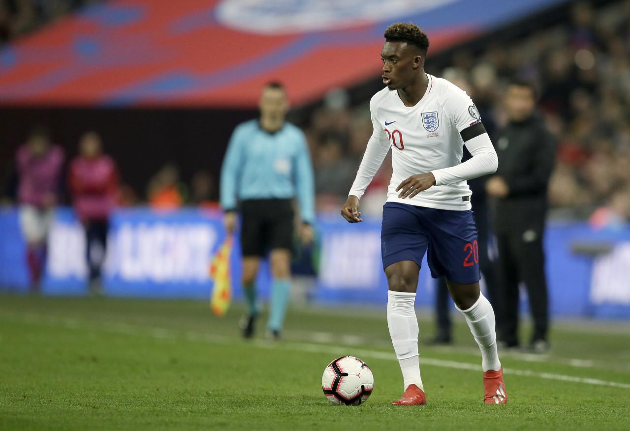 英格兰U21主帅称赞奥多伊:踢球态度一流,表现超乎想象